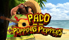 Игровой слот Paco And The Popping Peppers