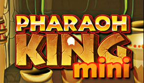 Онлайн слот Pharaoh King Mini